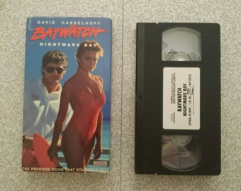 Baywatch -VHS- Nightmare Bay
