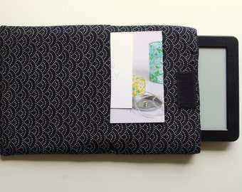 Case cover black for fabric ipad Tablet Japanese