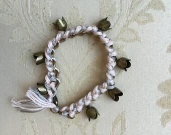 Tulip Charm Bracelet