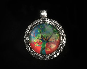 Tree of Life (red)