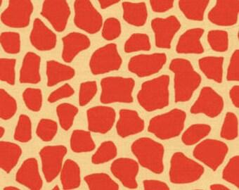 Free Spirit Luella Doss Jungle Fever Giraffe LD19 Orange