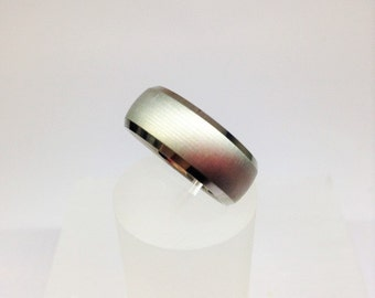Titanium Men's Wedding Rings