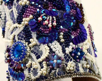 """Magic"" - beadwork bracelet"