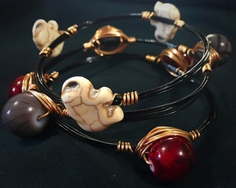 Alabama bangle bracelets