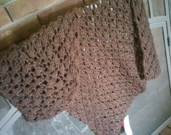Brown Variegated Wrap - 62016 010