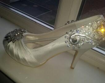 Handmade Bridal Shoes