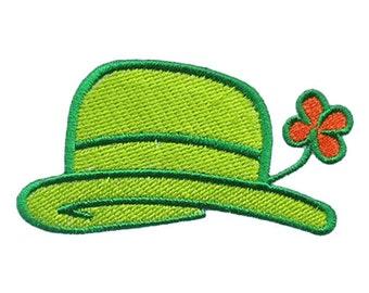 Ireland Derby Bowler Hat Embroidery Designs