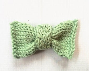 Bowtie for baby, ring bearer bowtie, cake smash, clip on bowtie, newborn photo prop, baby bowtie, first birthday, baby shower gift, organic
