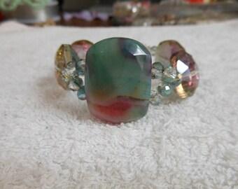 """Bracelet """"Aurora Borealis"""""""