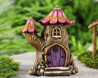 Mini World Fairytale Treehouse