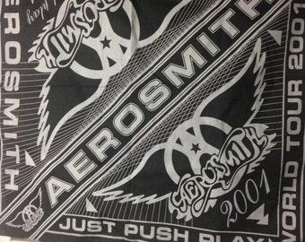 Aerosmith Bandana