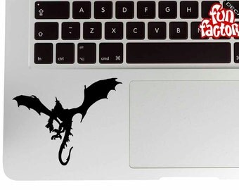 Lord Of The Rings Witch-king of Angmar Nazgul Macbook Air Pro Laptop Palm Rest Decal Sticker
