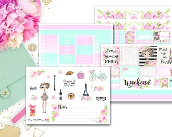 Tres Chic Horizontal Kit