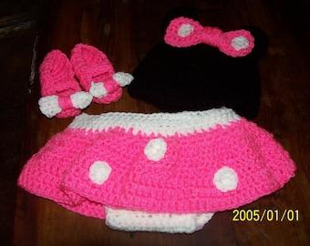Minnie Set
