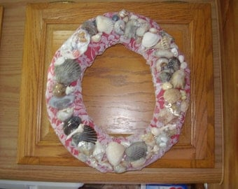 Gulf of Mexico Sea Shell Wreathes