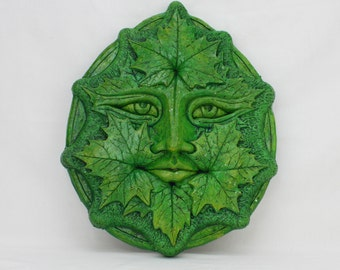 Maple Leaf GreenMan - Limited Series - Signed by Artist