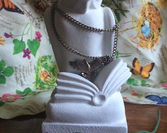 70's Eagle Necklace