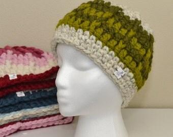 Kids Crochet Beanie STASHBUSTER!