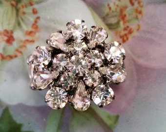 Rhinestone Ring... one size fits all (Free Shipping!)