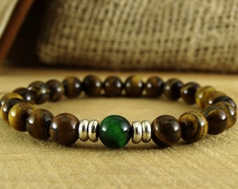 Calming Bracelet Prayer Jewelry Spiritual Bracelet Men Jewelry Tibet Bracelet Tribal Jewelry Love Gift For Him Wrist Mala Mens Yoga Bracelet