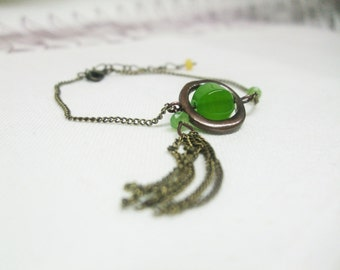 One Green Earth Bracelet