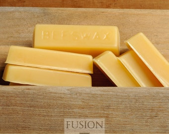 Beeswax Distressing Block by Fusion Mineral Paint - 100% Natural - 25g