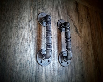 Industrial door handles, Front door handles, Door pulls, Black door handles, Draw handles, Dummy door knobs, Door pull handles, Gate handles
