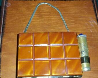 Bakelite Makeup Compact