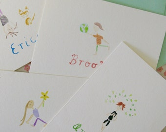 Yogini Cards