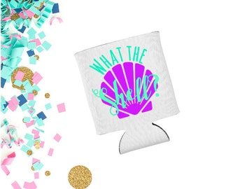 What the shell can cooler/summer/ beverage holder/ summer/Favors