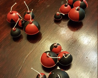 Harley Quinn mini bombs...Toy only! Cosplay-Comic-con