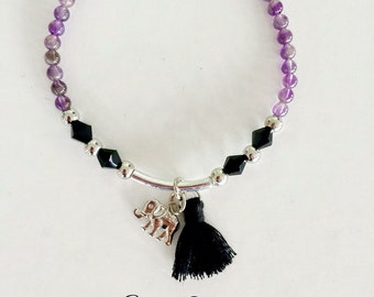 Chic Bracelet Amethyst