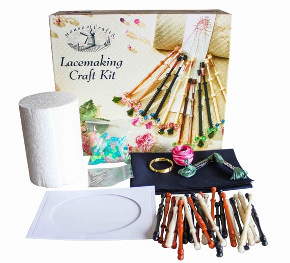 House Of Crafts Lace Making Kit
