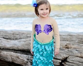 Custom PREMIUM MERMAID Costume for Toddler-Child