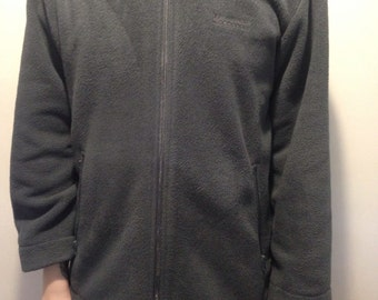 Medium Grey Kathmandu Zip-up Fleece