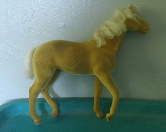 Nugget - Palomino Horse from Kenner Dusty Doll Shipping Included