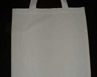 Calico bags with handle(  40 cm x 35 cm ) Bulk 5 , 10 , 15 ,20 , 25