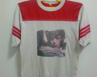 Rare vintage David Bowie iron on