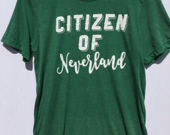 Citizens of Neverland Tee (Grass Green)