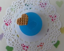 Waffles mould, Silicone mould, Polymer Clay Mold, Soap Mold, resin mould, Flexible mould, food safe mold, wax mould, 3D silicone mould