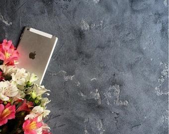 Textured concrete surface #14