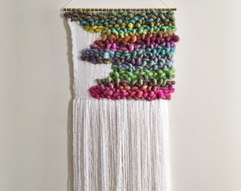 FOR SALE woven wall hanging