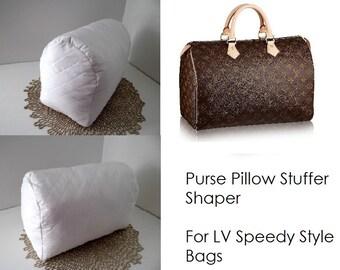 Purse Handbag Pillow Stuffer ~For all LV SPEEDY ~ 25 ~, ~ 30 ~, ~ 35 ~, ~ 40 ~