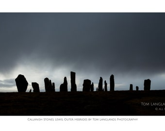 Callanish Stones, Lewis, Outer Hebrides