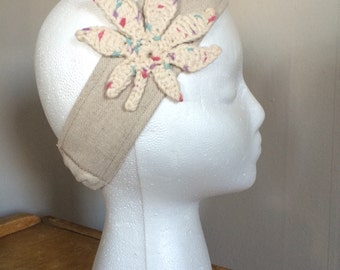 Kaya Hemp Denim Headband
