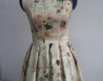 ON Sale!!Floral dress (S, M, L, XL)