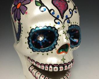 Custom Sugar Skull