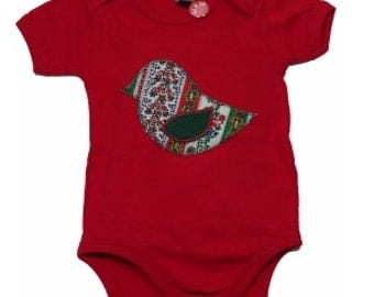 Baby Bodysuit long sleeve & short sleeve