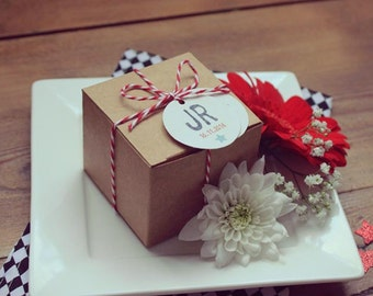 Guests wedding - circus gifts