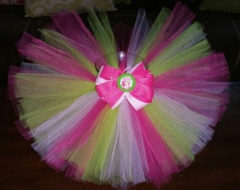 strawberry shortcake tutu, strawberry shortcake bow, strawberry shortcake baby tutu, strawberry shortcake baby,  baby tutu